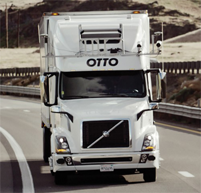 Self-Driving-Trucks